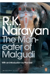The Man Eater of Malgudi_ fragrances OF rUMINATIONS